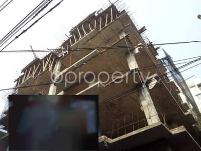 3 Bedroom Apartment for Sale in Dhanmondi, Dhaka - A 1365 Sq. Ft Apartment Which Is Up For Sale At Shukrabad Near To West Rajabazar Jame Masjid