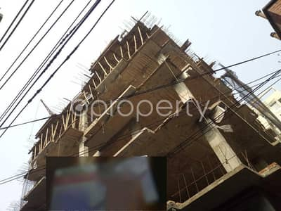 3 Bedroom Flat for Sale in Dhanmondi, Dhaka - A 1410 Sq. Ft Apartment Which Is Up For Sale At Shukrabad Near To West Rajabazar Jame Masjid