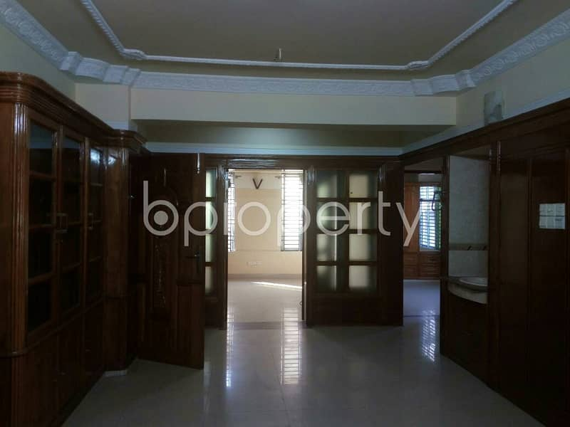 Ready for move in check this 1500 sq. ft home for rent which is in South Khulshi