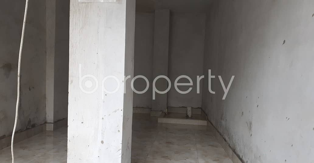 An Office Space Is Ready For Rent In Hazaribag, Nearby Dhaka City College