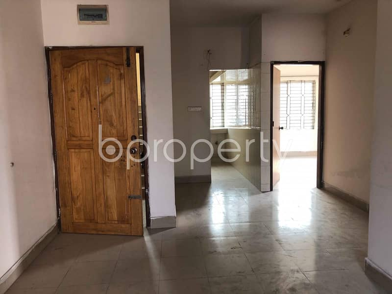 7200 Sq Ft Residential Building Is Available For Sale In Dakshin Khan