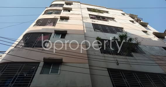 3 Bedroom Apartment for Sale in Tejgaon, Dhaka - This 1455 Sq Ft Flat For Sale Is Completed With A Great Floor Plan In The Location Of Green Road