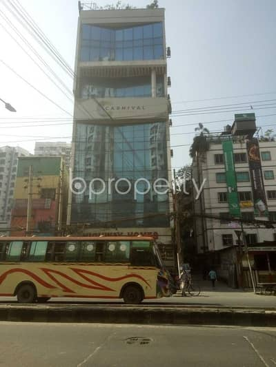 Office for Rent in Badda, Dhaka - Commercial Office Space For Rent In Pragati Sarani, Shahjadpur, Badda