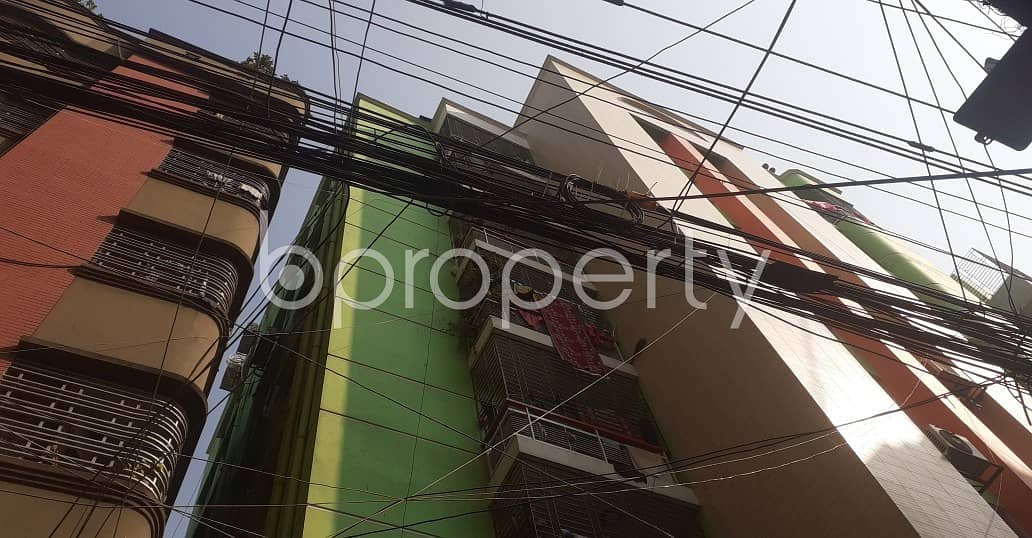 Shantinagar Comes Up With A 750 Sq Ft Ready Flat For Sale
