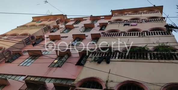 1 Bedroom Flat for Rent in Double Mooring, Chattogram - A well-constructed beautiful 480 SQ FT apartment is ready to Rent in Double Mooring