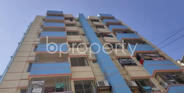 2 Bedroom Apartment for Sale in Double Mooring, Chattogram - Shantibag Residential Area Gives You A 1063 Sq Ft Flat Ready For Sale