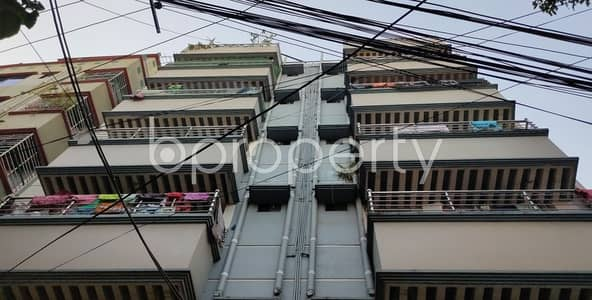 1 Bedroom Apartment for Rent in Double Mooring, Chattogram - In The Beautiful Neighborhood In Mollapara, A Residential Place Is Up For Rent.