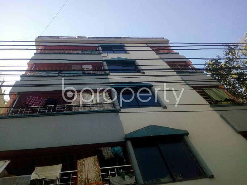 Your Desired Large 2 Bedroom Residential Place In South Khulshi Is Now Vacant For Rent.