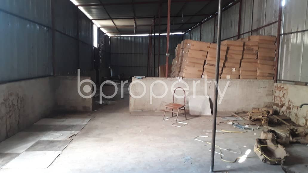 2000 Sq Ft Commercial Factory Space For Rent In Nandon Mohajon Road, Sabujbag