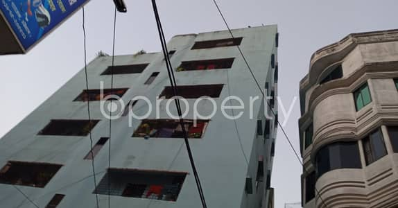 2 Bedroom Flat for Rent in Sholokbahar, Chattogram - Be the resident of this 900 SQ FT flat vacant for rent at Sholokbahar