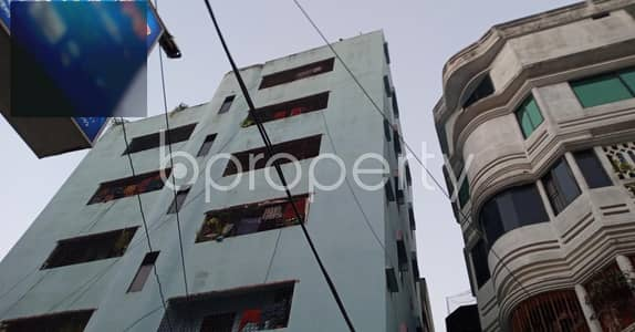 2 Bedroom Flat for Rent in Sholokbahar, Chattogram - Be the resident of this 950 SQ FT flat vacant for rent at Sholokbahar, Abdullah Khan Road