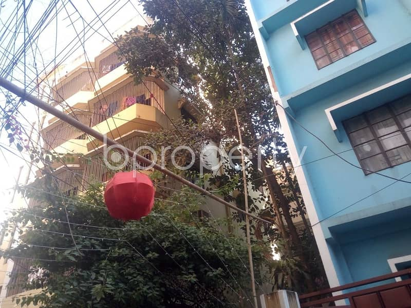 Consider moving into this apartment of 650 SQ FT in Panchlaish for rent