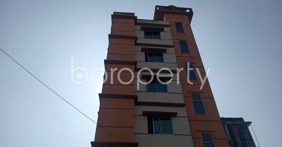 2 Bedroom Flat for Rent in 36 Goshail Danga Ward, Chattogram - Consider moving into this apartment of 1000 SQ FT in 36 Goshail Danga Ward for rent