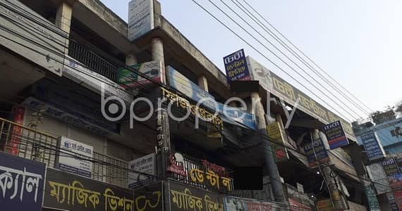 This 180 Sq Ft Shop Space Is For Rent In Ring Road, Mohammadpur.