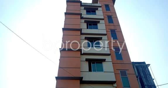 2 Bedroom Apartment for Rent in 36 Goshail Danga Ward, Chattogram - 900 Square Feet Residential Place Is For Family For Rent In Bandar.
