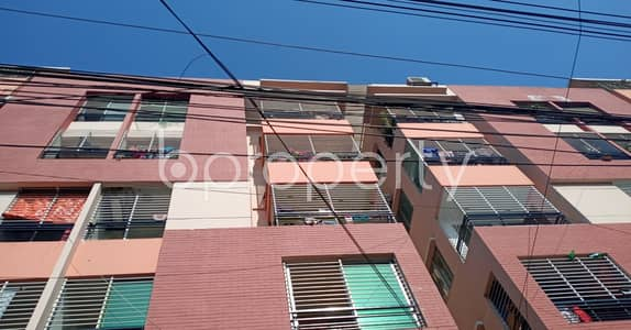3 Bedroom Apartment for Rent in 36 Goshail Danga Ward, Chattogram - Tastefully Designed This 3 Bedroom Medium Size Apartment Is Now Vacant For Rent In West Nimtala.