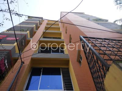 3 Bedroom Flat for Rent in Lal Khan Bazaar, Chattogram - Next To Bagghona Siddikiya Mosque This Ready And Comfortable Apartment Is Up For Rent At Dampara .