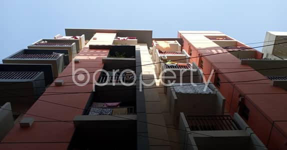 2 Bedroom Apartment for Rent in Muradpur, Chattogram - Strongly Structured This Apartment Is Now Vacant For Rent In Golap Housing Society
