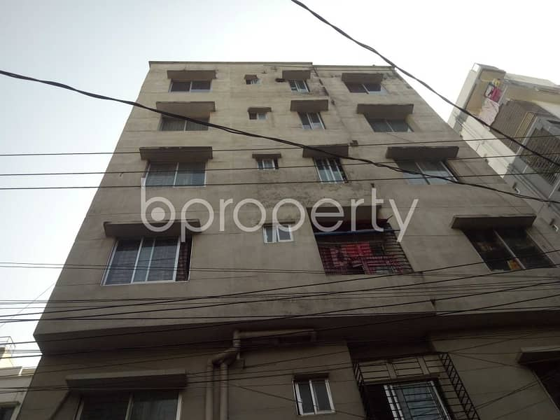 Check This 1250 Sq. Ft Home Which Is Up For Sale At Uttar Badda Near By AMZ Hospital Ltd.