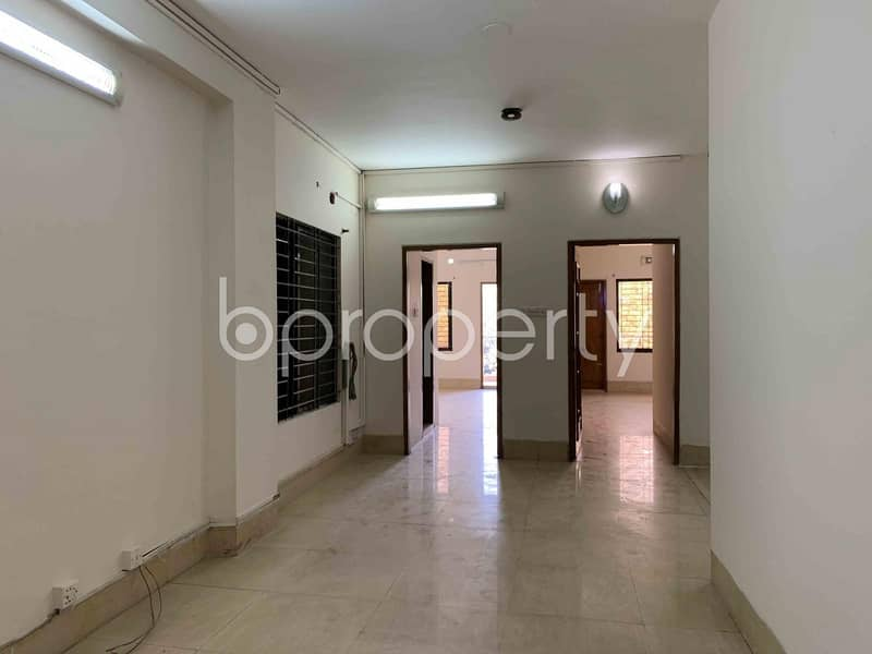 Grab This 2070 Sq Ft Commercial Office Is Up For Rent In Gulshan 2