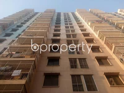 3 Bedroom Flat for Sale in Khilkhet, Dhaka - A Nicely Planned 1200 Sq Ft Flat Is Up For Sale In Lake City Concord, Khilkhet