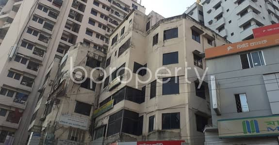 Office for Rent in New Market, Dhaka - A Nice 1100 Square Feet Commercial Office For Rent In Elephant Road.