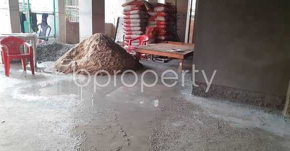 Floor for Rent in Uttara, Dhaka - 930 Square Feet Commercial Open Space Is For Rent In The Location Of Sonargaon Janapath, Uttara .
