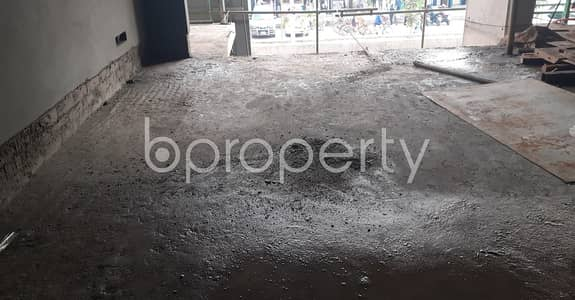Floor for Rent in Uttara, Dhaka - At Sonargaon Janapath, Uttara This 1190 Square Feet Open Space For Rent