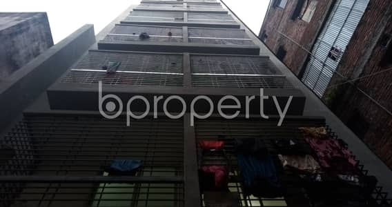 3 Bedroom Flat for Sale in Maghbazar, Dhaka - Next To Shonalibagh Jame Mosque 1050 Square Feet Apartment Is For Sale At Maghbazar