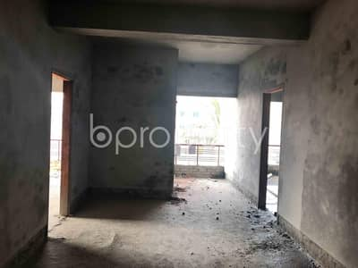 3 Bedroom Apartment for Sale in Badda, Dhaka - Beside Uttar Purba Badda Government Primary School A 1350 Sq Ft Flat For Sale