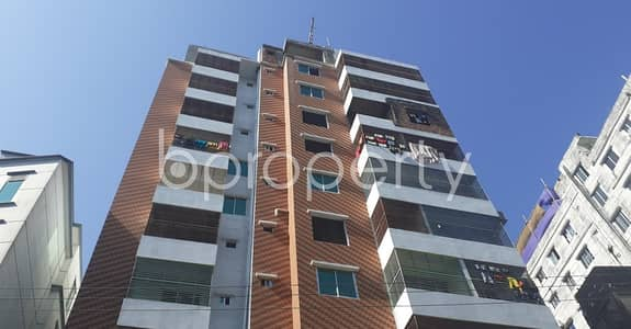 1 Bedroom Flat for Rent in Jamal Khan, Chattogram - Move In This Properly Constructed Flat Of 1 Bedroom In Jamal Khan