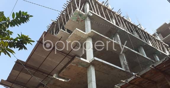 3 Bedroom Flat for Sale in Uttar Khan, Dhaka - 1250 Sq Ft Flat For Sale In Uttar Khan, Rajabari