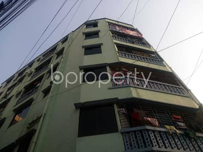 2 Bedroom Apartment for Rent in Kalachandpur, Dhaka - Rent This Apartment Of 750 Sq Ft At Middle Kalachandpur