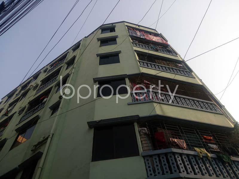 Rent This Apartment Of 750 Sq Ft At Middle Kalachandpur