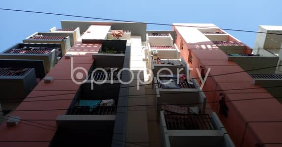 2 Bedroom Flat for Rent in Muradpur, Chattogram - Lovely Residence For Rent Adjacent To Mutual Trust Bank Limited In Golap Housing Society.