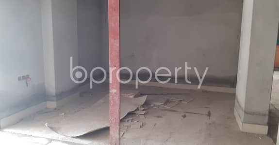 Shop for Sale in Maniknagar, Dhaka - At East Maniknagar 200 Square Ft Commercial Shop Ready For Sale
