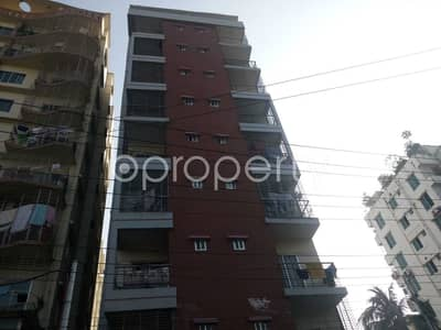 3 Bedroom Flat for Rent in East Nasirabad, Chattogram - Lovely Residence For Rent Adjacent To Agrani Bank Limited In Zakir Hossain By Lane.