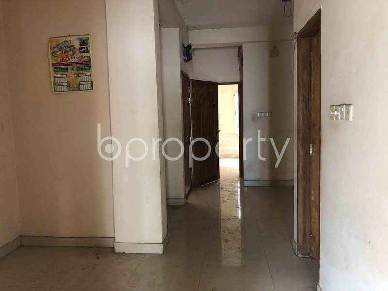 818 Sq Ft Apartment Is For Sale In Tongi, Gazipur