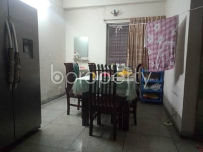 3 Bedroom Apartment for Sale in Shegunbagicha, Dhaka - Obtain This Well Fitted Flat Of 1529 Sq Ft Which Is Up For Sale In Shegunbagicha