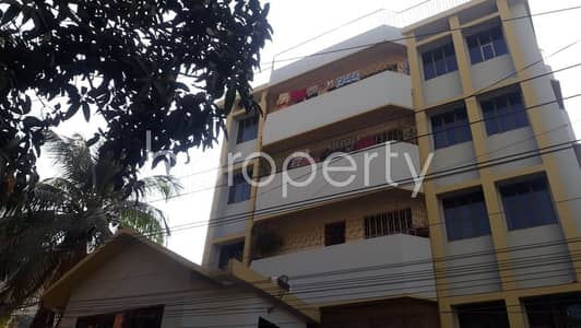 1 Bedroom Flat for Rent in Halishahar, Chattogram - 400 Sq Ft Adequate Residential Place Is For Rent In North Halishahar Adjacent To Garib-e-newaz High School.