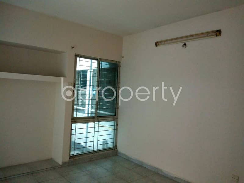 1280 Sq Ft Ready Flat For Rent In Bashundhara R/a Nearby International School Dhaka
