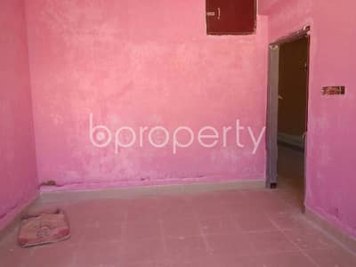 1 Bedroom Apartment for Rent in Hathazari, Chattogram - Be the resident of this 700 SQ FT home vacant for rent at 1 No. South Pahartali Ward