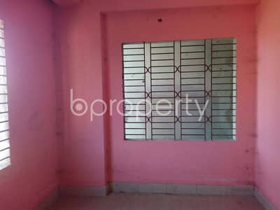 1 Bedroom Flat for Rent in Hathazari, Chattogram - Be the awaited occupant of 700 SQ FT residential home waiting to get rented at 1 No. South Pahartali Ward
