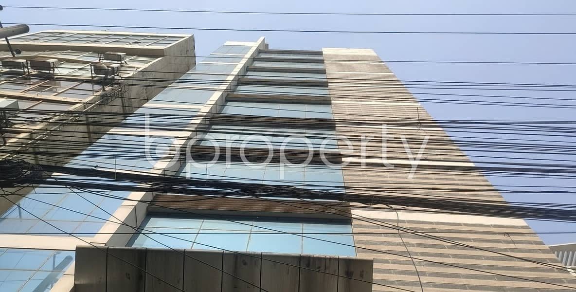 1327 Square Feet Commercial Office For Rent In Kalabagan, Panthapath Main Road.
