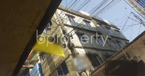 1 Bedroom Apartment for Rent in 9 No. North Pahartali Ward, Chattogram - Get this 650 SQ FT residential flat vacant for rent at Kaibalyadham Housing Society, North Pahartali Ward