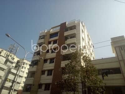 A Decent 1350 SQ FT flat is now to Rent in 16 No. Chawk Bazaar Ward