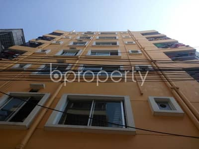 3 Bedroom Flat for Rent in East Nasirabad, Chattogram - This Moderate Residential Place Is Up For Rent In Al-falah Housing Society Adjacent To Noab Ali Mosjid