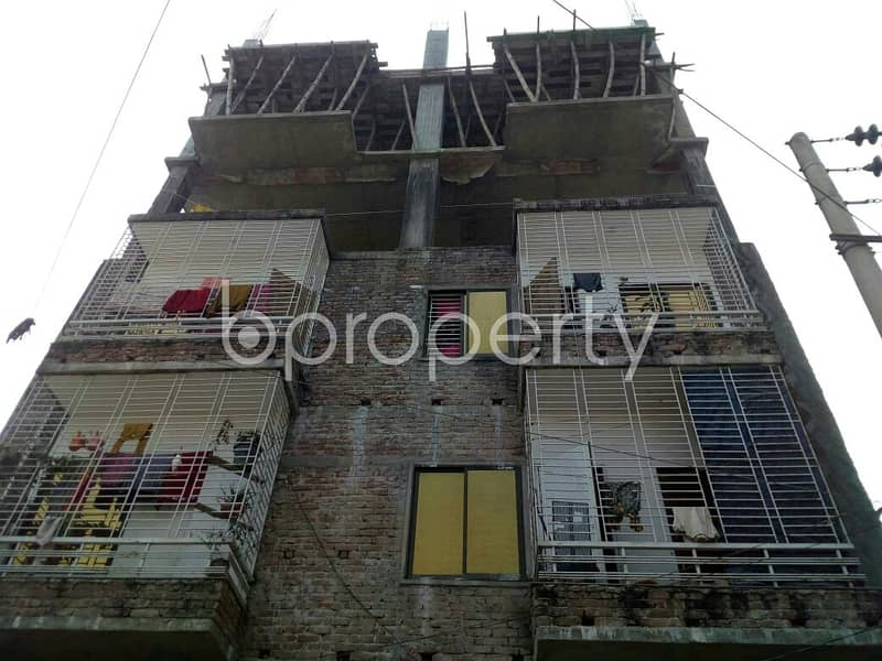 350 Sq Ft Warehouse For Rent In South Baridhara Residential Area, D. i. t. Project, Badda