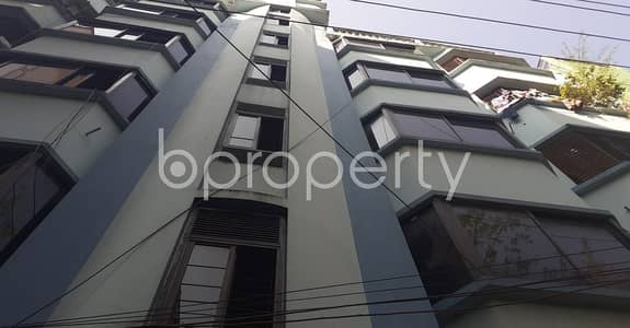 3 Bedroom Flat for Rent in 30 No. East Madarbari Ward, Chattogram - Decent-sized Residential Place For Rent Near Standard Bank Limited In 30 No. East Madarbari Ward.