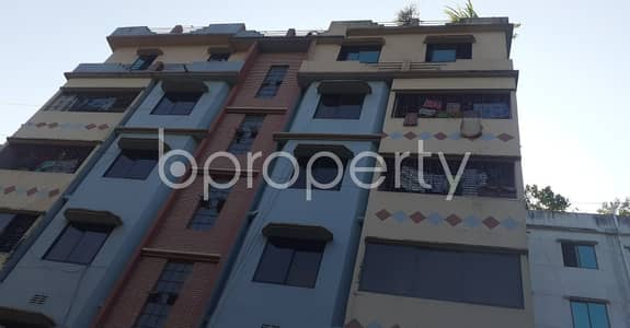 1 Bedroom Apartment for Rent in 9 No. North Pahartali Ward, Chattogram - An Adequate Apartment Of 650 Sq. Ft For Rent In West Firojshah colony.